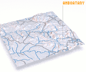 3d view of Amboatany