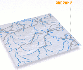 3d view of Andramy