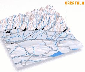3d view of Qaratala