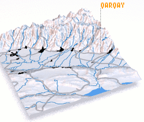 3d view of Qarqay