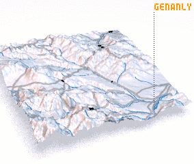 3d view of Genanly
