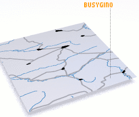 3d view of Busygino
