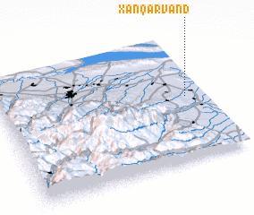 3d view of Xan Qǝrvǝnd