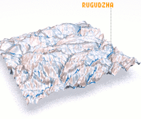 3d view of Rugudzha