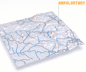 3d view of Ampolontany