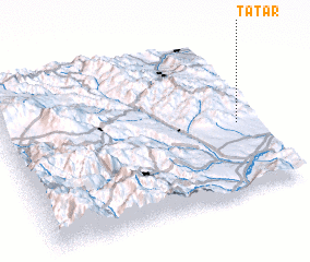 3d view of Tatar