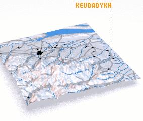 3d view of Kevdadykh