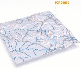 3d view of Isorana