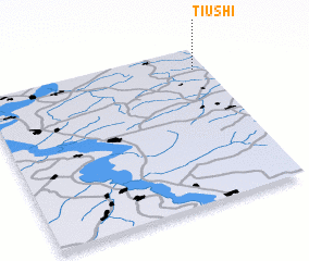 3d view of Tiushi