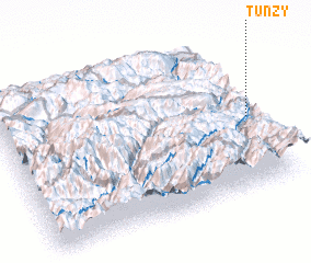 3d view of Tunzy