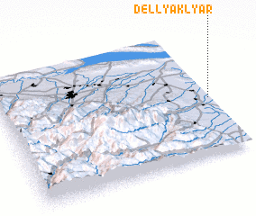 3d view of Dellyaklyar