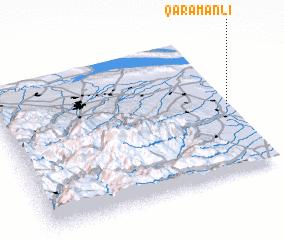 3d view of Qaramanlı