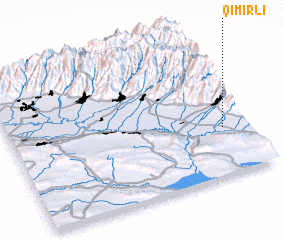 3d view of Qımırlı