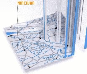 3d view of Mincivan