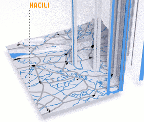 3d view of Hacılı