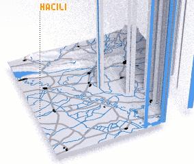 3d view of Hacılı