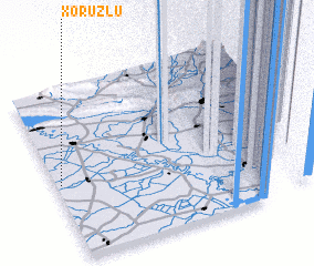 3d view of Xoruzlu