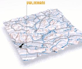 3d view of Valīkhānī