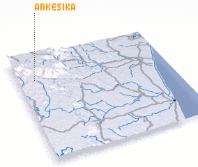 3d view of Ankesika