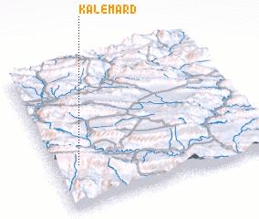 3d view of Kalemard