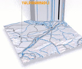 3d view of Yal Pirǝhmadli