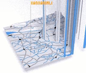 3d view of Xanxanımlı