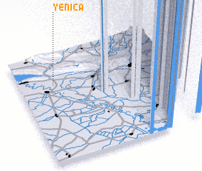3d view of Yenicǝ