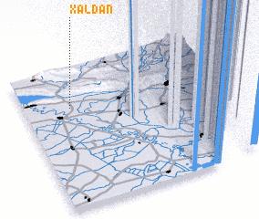 3d view of Xaldan