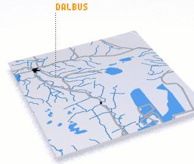 3d view of Dalbūs