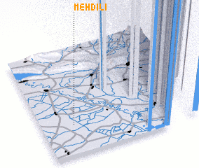 3d view of Mehdili