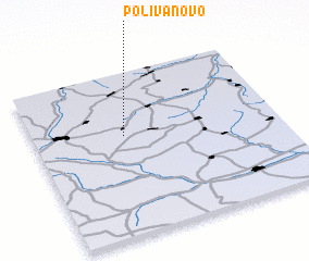 3d view of Polivanovo