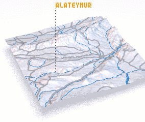 3d view of Ālāteymūr