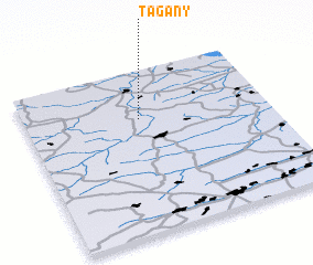 3d view of Tagany