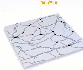 3d view of Naleyka