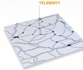 3d view of Yelkhovyy