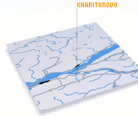 3d view of Kharitonovo