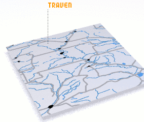 3d view of Traven\