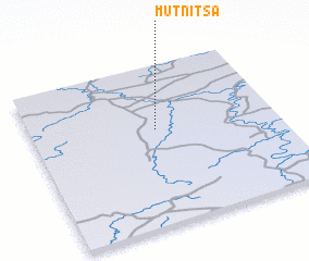 3d view of Mutnitsa