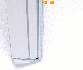 3d view of Sulak