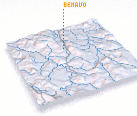 3d view of Bemavo