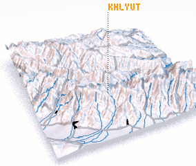 3d view of Khlyut