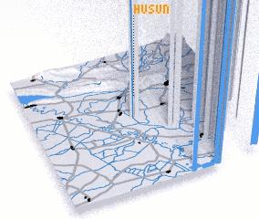 3d view of Hüşün