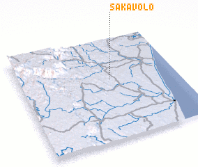3d view of Sakavolo