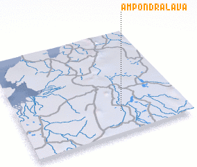 3d view of Ampondralava