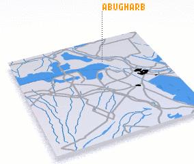 3d view of Abū Gharb