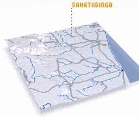 3d view of Sahatodinga