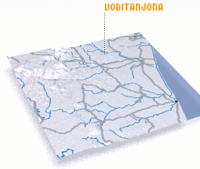 3d view of Voditanjona