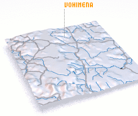 3d view of Vohimena