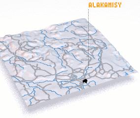 3d view of Alakamisy