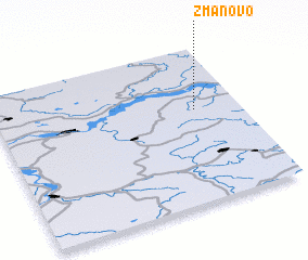 3d view of Zmanovo
